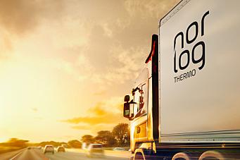 Norges største klimasatsing på lastebiler