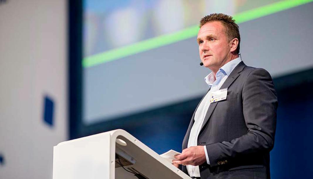 Grunnlegger og CEO Peter Thomsen sitter igjen med over en milliard kroner etter salget.