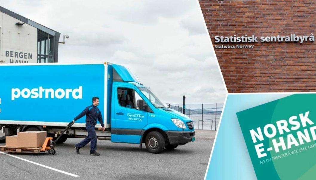 PostNord samarbeider med nettgiganten Amazon som også er på full fart inn til Norge.PVPS
