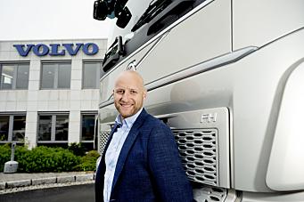 Ny ledergruppe i Volvo Norge AS