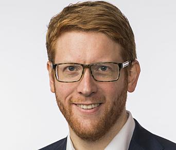 – Nord-Norgebanen må realiseres. Særlig med tanke på sjømatnæringen og godstransport, sier leder i Arbeiderpartiets nordområdeutvalg, Martin Henriksen.