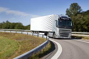 Mer effektiv I-Save fra Volvo