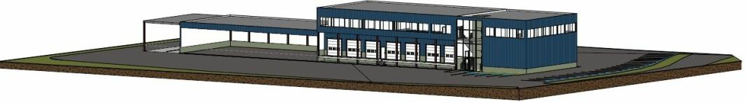 Ny terminal planlegges i Molde.