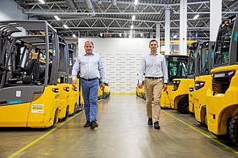 Fra truckleverandør til totalleverandør