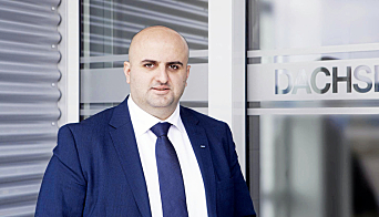 Armend Krasniqi, Branch Manager for DACHSER Norway AS.