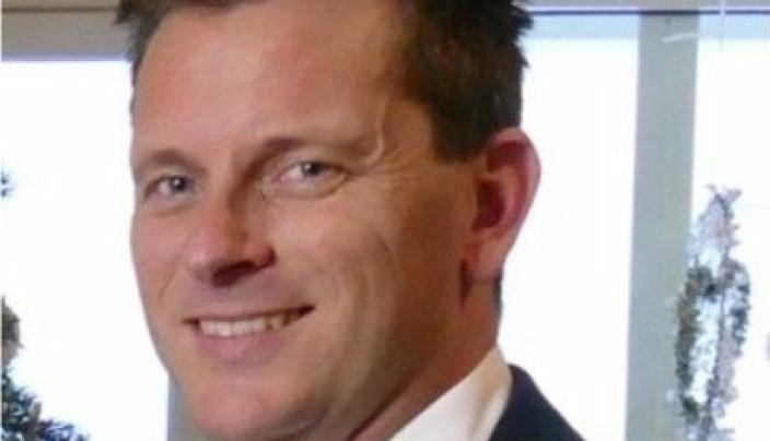 Lars Tømte skal lede flyfraktvirksomheten i verdens største oppdrettsselskap, Mowi.