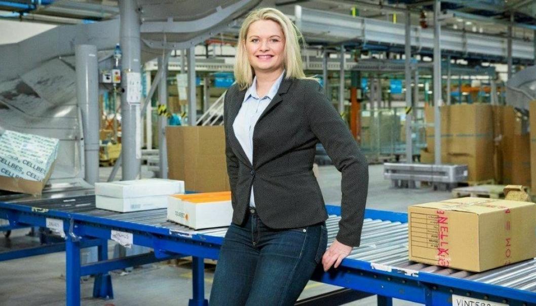 PostNords netthandelsekspert Rikke Kyllenstjerna har forlatt selskapet.