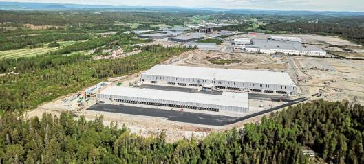 DSV på plass i Vestby