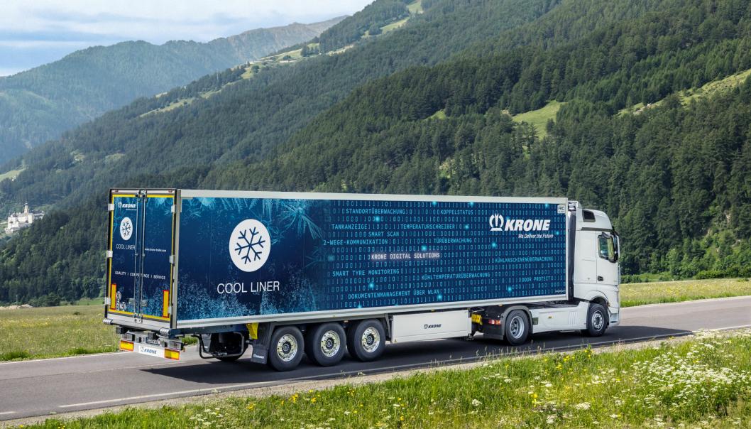Krone topper trailerdigitaliseringen.