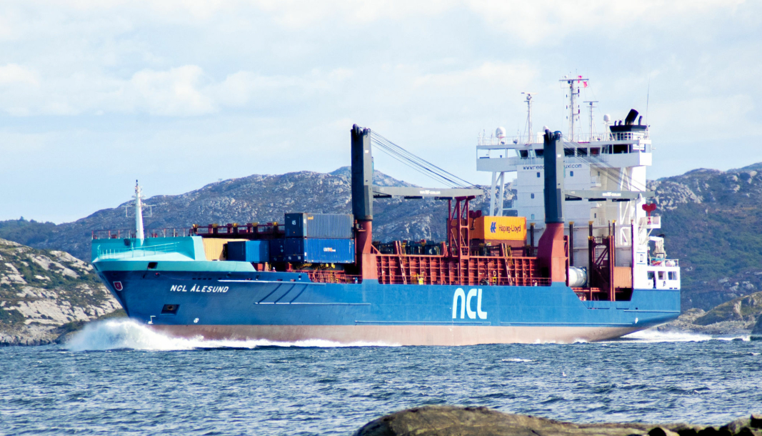 NCL Ålesund er det siste tilskuddet i flåten til NCL.