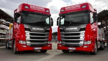 Gausdal Landhandleri er en slagkraftig transportaktør.