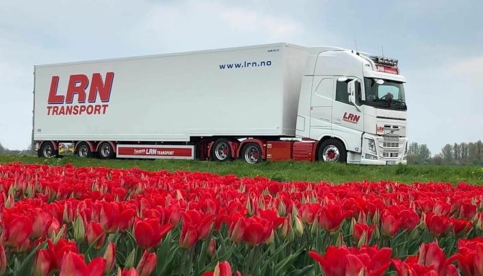 LRN er en slagkraftig transportaktør.
