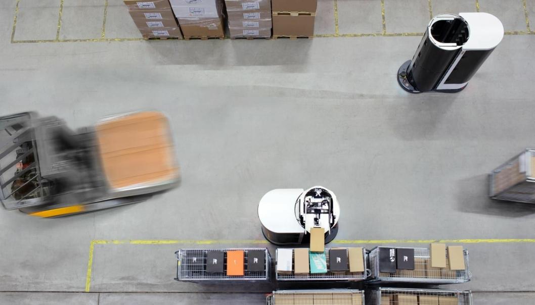 Det tyske robotteknologifirmaet Magazino og Jungheinrich AG har inngått et bredt samarbeid for å øke ferdighetene innen mobil automatisering.