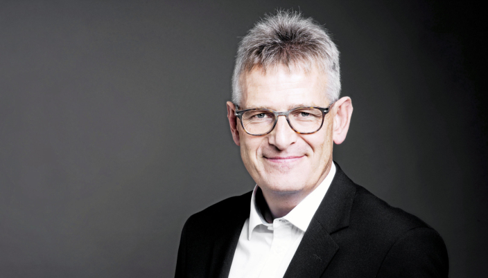 Karl Johan Lier, administrerende direktør i AutoStore.