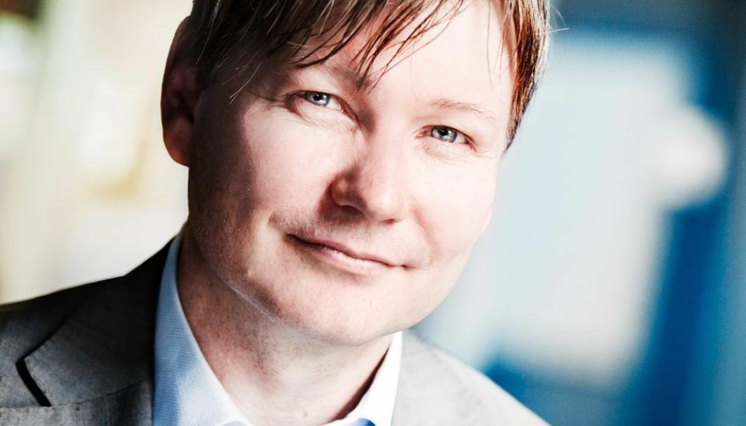 PostNords kommunikasjons- og markedsdirektør Ole A. Hagen forteller om en kulturendring i nordmenns handlevaner.
