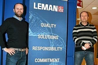 Sjefsbytte i Leman