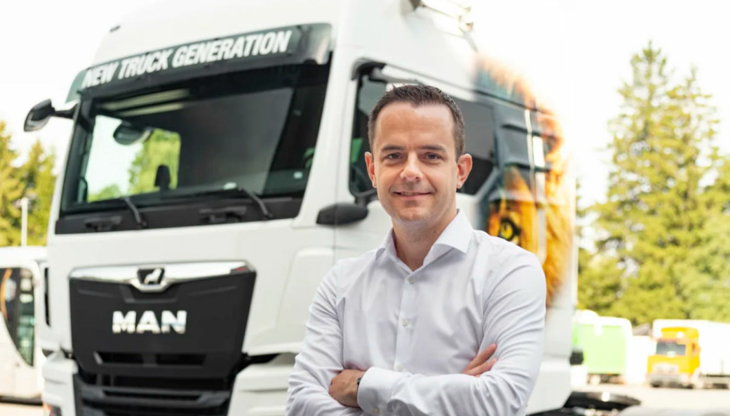 Stefan Thyssen, administrerende direktør for MAN i Norge, Sverige og Danmark, endrer organisasjonen for å få et sterkere fokus på de lokale markedene
