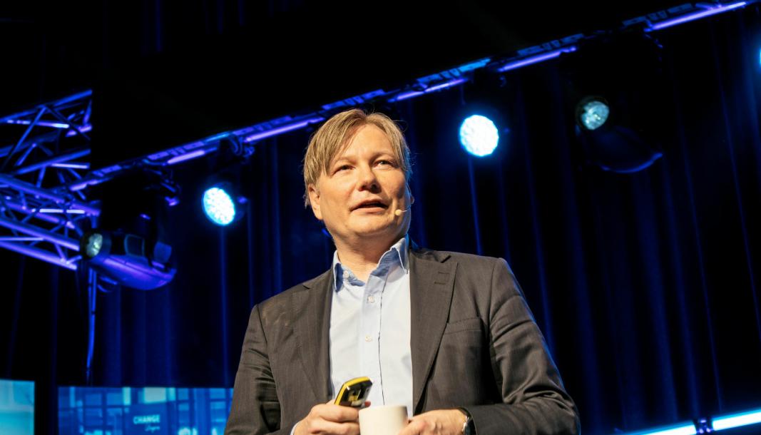 Ole Andreas Hagen i PostNord er betenkt over den manglende investeringsviljen til gods på bane.