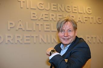 Ole Hagen forlater PostNord