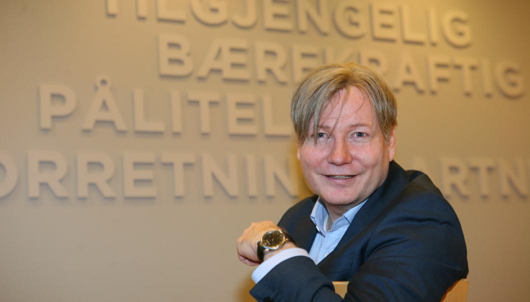 Den samferdselspolitiske tungvekteren Ole A. Hagen forlater PostNord og overtar som direktør for næringspolitikk i NHO Logistikk og Transport. Foto: Per Dagfinn Wolden