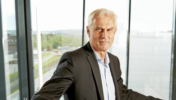 Rune Flaen, administrerende direktør Bama Gruppen.