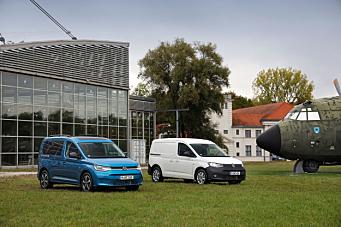 Nye Volkswagen Caddy