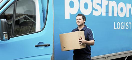 Covid-drevet vekst for PostNord