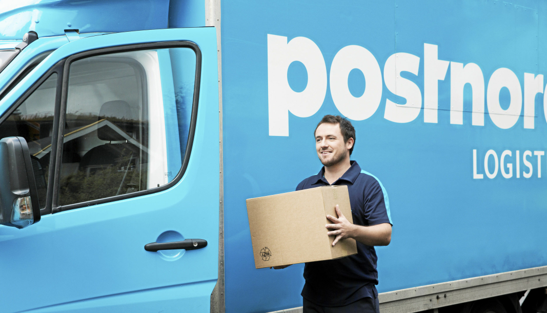 Økt netthandel og hjemlevering har gitt vekst for PostNord