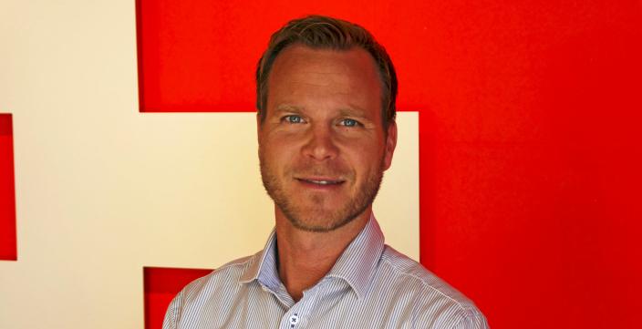 Andreas Niss, daglig leder i Elektroimportøren.