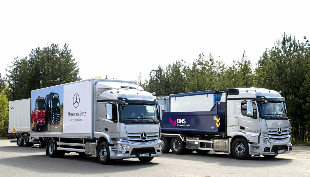 Bertel O. Steen skal rendyrke tungbil-virksomheten ved å samorganisere import og detalj med helhetlig ansvar for salg og servicemarked