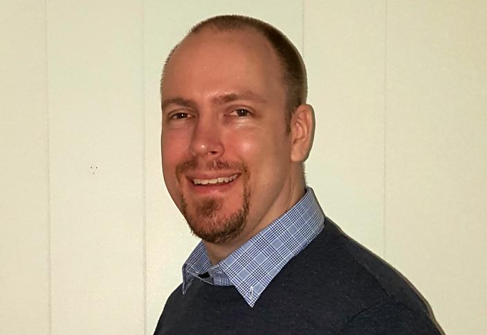 John David Petersen er ny implementeringskonsulent i Apport Systems Norge AS.