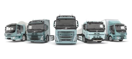 Volvo elektrifiserer alle modeller