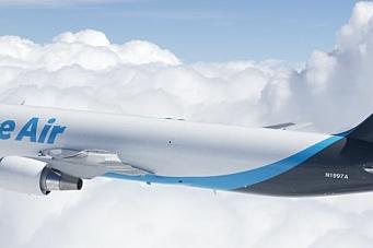 Amazon starter flyfrakt i Europa