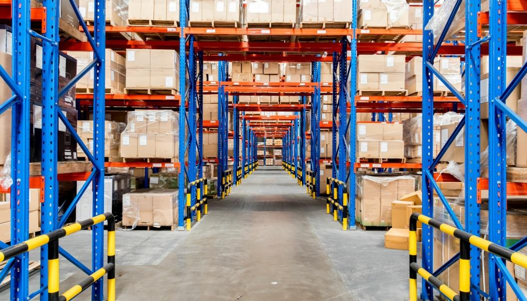 Netthandelen og Covid-19 gir akuttbehov for lager- og logistikkfasiliteter.