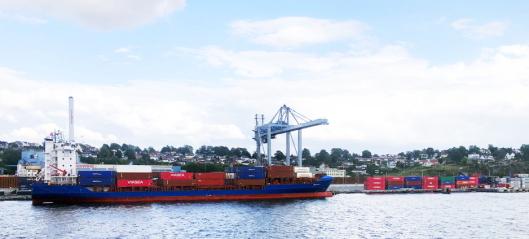 Ny Viasea-rute til Nederland