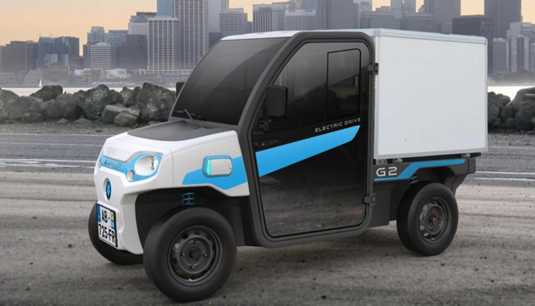 Goupil G2 med 8,6 kWh-batteri får hele 50.000 kroner i støtte.