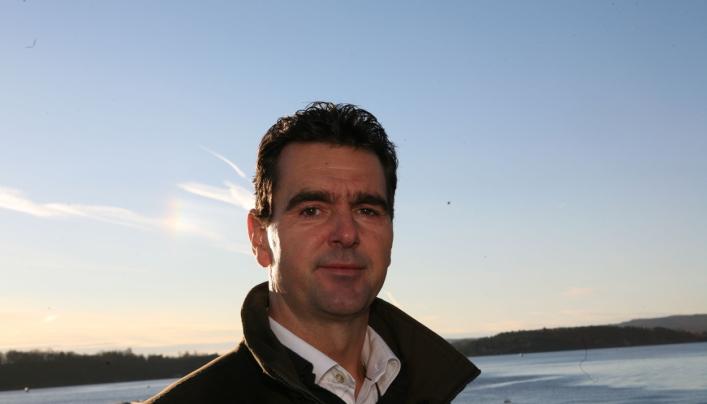 Logistikksjef Espen Andersen i Lerøy Seafood vil ha import langs Norskekysten.