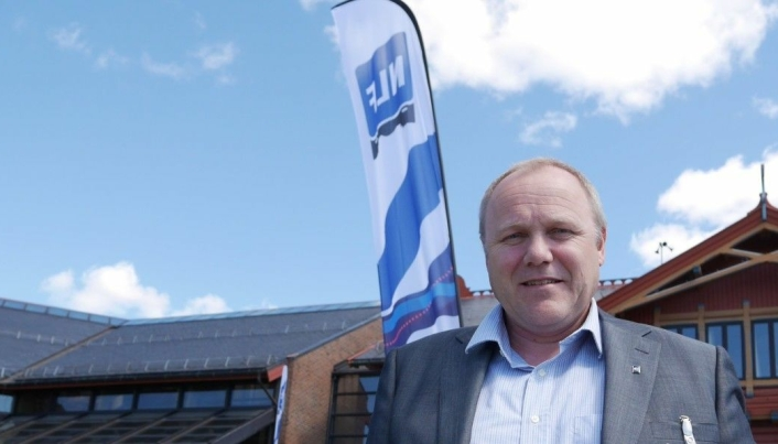 Regiondirektør Roar Melum i NLF vil ha import langs Norskekysten.
