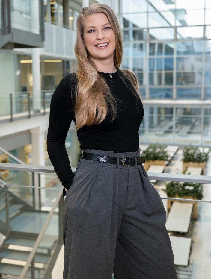 Victoria Rummelhoff er PostNords netthandlesekspert.