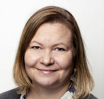 Medforfatter Anita Romsdal.