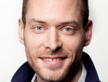 Medforfatter Jo Wessel.