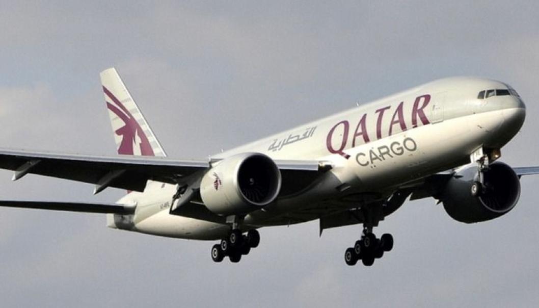 Qatar Airways Cargo lanserer tre ukentlige lakseflygninger fra Evenes 14. desember. (Foto: Qatar)