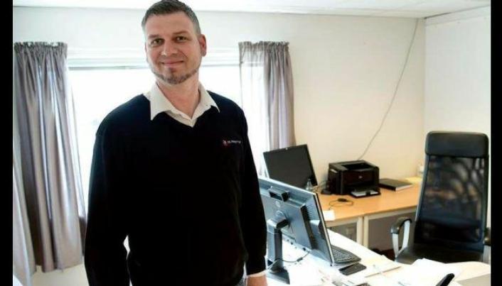 Kristian Williamsen forlater sjefsstolen i Nic. Haugrønning etter å ha økt selskapets omsetning fra 75 mill. til over 200 mill. kroner.111