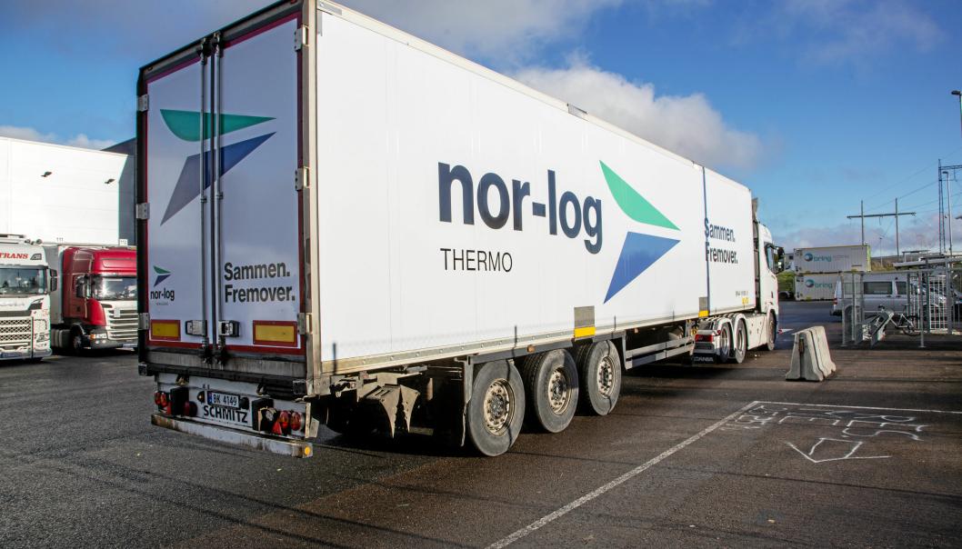 VINDEN HAR SNUDD: Nor-log har i går kjøpt Posten-eide Bring Frigo, og døpt det om til Nor-log Thermo. Det skjer etter mange år der Posten og Bring-systemet har vært de store oppkjøperne.