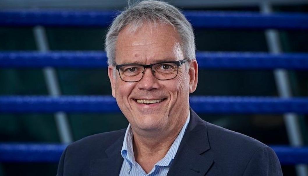 Vidar Karlsen har som nyansatt Senior Consultant i DNV GL/Grønt Skipsfartsprogram havnet på en plattform han føler seg vel til rette.