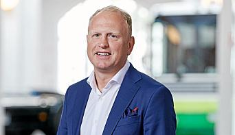 Henrik Henriksson. leder i ASEA samt President og CEO i Scania.