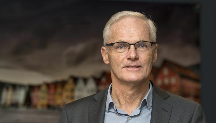Lars Sørgard Konkurransedirektør.