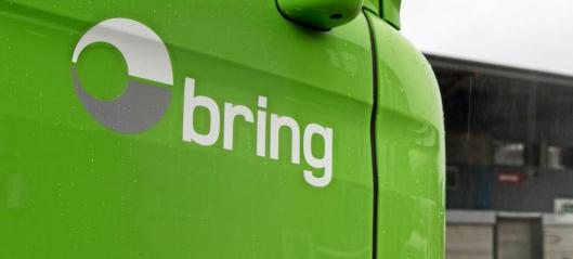 Posten selger Bring Freight Forwarding