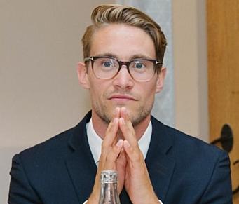 NØKKELMANN: Marcus Hjelleset.