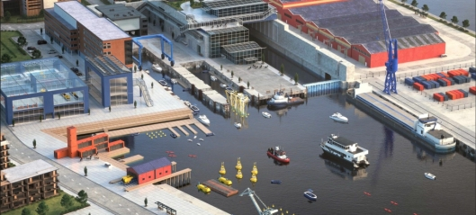 Styrker Trondheims maritime posisjon for bærekraftig utvikling